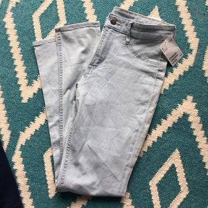 NEW H&M skinny ankle jeans